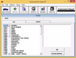Wholesale 2015 Automotive Expert v9 best Shop Management Software