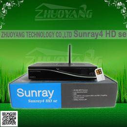 Wholesale christmas gifts DM800se DM hd se se hd BL84 SIM set top box for dm se dm800 se satellite receiver