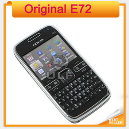 Original unlocked Nokia E72 Mobile Phone Unlocked 3G WIFI GPS refurbished Phone