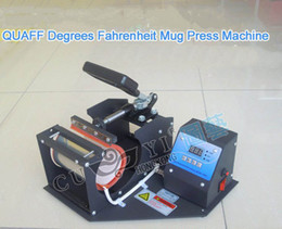 Custom Mug hot transfer printing machine, sublimation printing press machine for Mug Mug Cup printing Cup press machine