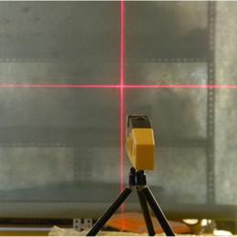 Wholesale Mini Line laser level marker TD9B degree laser range with Adjustable Tripod New