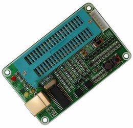 Wholesale New PICKit2 PIC mcu Simulator Emulator pickit2 Programmer kit2 Downloader USB ICSP P Cable