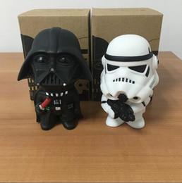 Película de acción en Línea-2015 secuaces decoración de cosplay de Star Wars película figura de acción edificio bloqueo juguetes muñecas minifigure Negro Knight Darth Vader