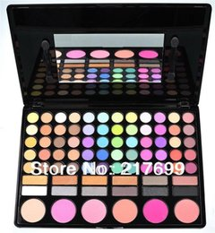Wholesale New arrival Colors Womens lady Nake Eyeshadow Palette baked eyeShadow Makeup Powder Palette low price