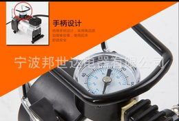 Wholesale Car manufacturers breeze fans your multifunction power metal car air pump BSD