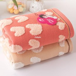 Wholesale Towel factory factory direct factory price double cloth cotton towels feel beautiful trade shop explosion models