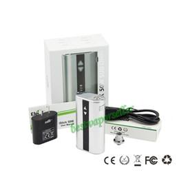 Wholesale Eleaf Istick W Istick Simple Express Kit Full Pack Sub Ohm Battery vs Sigelei Kbox W DOVPO ESP Mini W Watt Box Mod