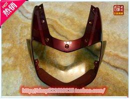 Wholesale Jianshe Motorcycle Accessories JS125 c JS150 A shroud fairing hood original authentic