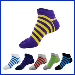 Wholesale New and quality Men Women Socks Sports Ideal For Five Finger Toe Shoes Unisex Hot and drop ship
