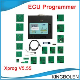Wholesale XPROG M V5 XPROG M Programmer with USB Dongle Especially for BMW CAS4 Decryption Easy to Install X prog Newest V5 ECU programmer