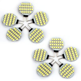 Wholesale 2015 Top Fashion Kg Asx Xenon Automobiles Parking Goforward New pc G4 Led Smd Spotlight Rv Marine Car Light Bulb Ac v