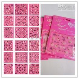 nail art 3D nail stickers nail decal nail printing nail painting nail seal nail decal decoration
