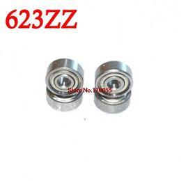 Wholesale 10pcs ZZ bearing ZZ x10x4 Miniature deep groove ball bearing Z ZZ bearing Z