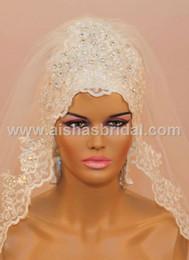 Wholesale Ready To Wear Bridal Hijab Muslim Women Hijab Scarf Wrapper Kerchief Veil Wedding