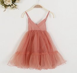 new arrival girl lace dress tutu dresses for girls kids fashion girls summer dress girl cute party dresses baby white pink princess dress 5p