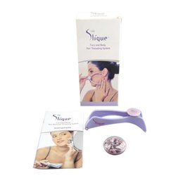 Wholesale Spa Quality Slique Body and Face Hair Threading Removal System