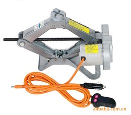 Wholesale Car Auto Truck Ton V Dc Electric Jack W Automatic Wrench Kit