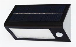 Wholesale NEW FINENAV LEDs Solar Light with Motion Sensor Power Saving Mode Emergency Outdoor Garden Decoration Lighting SD32