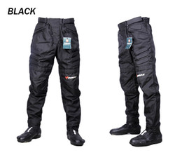 Wholesale Duhan Professional Waterproof Motorcycle Racing Pants Motorcross Protecting Drop Resistance fabric Pants BLACK RED BLUE