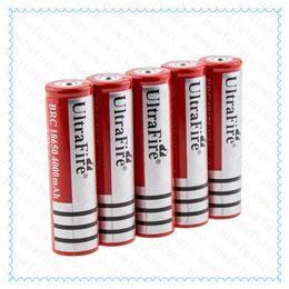 Wholesale High quality Ultrafire mah Rechargeable lithium Li ion E cig Ultrafire Battery mAh V Rechargeable Battery