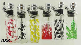 Wholesale Receive government degrees sell like hot cakes Rolling pipe such as flower GLASS water pipes DK0070 D K MINI GLASS HOOKAH