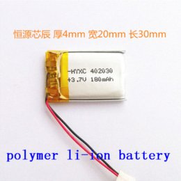 Wholesale Polymer lithium battery V can be customized CE FCC ROHS MSDS quality certification