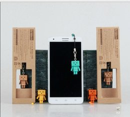 Wholesale Lovely Danboard Japanese anime Mini PVC Action Figure Toy Danbo Doll with light Amazon Style cm for kids gifts