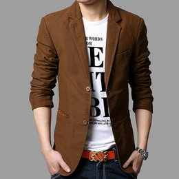 Wholesale Plus Size XL New Arrival Blazer Men Casual Luxury Autumn Jaqueta Masculina Blazers Men Outerwear Dress blazer Hombre