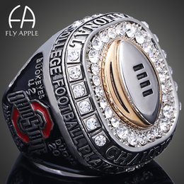 Wholesale 2016 New NCAA Ohio State Buckeyes sale replica championship rings fashion men jewelry