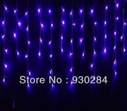 Wholesale Christmas Lights Holiday Decoration Net Light Mounting Clip LED Red Animated Web Fairy Lights Led String