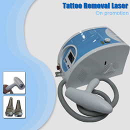 PROFESSIONAL ND Yag Laser Tattoo Removal Machine PORTABLE DESIGN Tattoo Removal Laser Q SWITCHED PIGMENT REMOVAL Laser Equipment