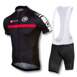 Wholesale 2015 ASSOS Cyclist Cycling Jersey Bicycle Breathable Racing Bicycle Clothing Quick Dry Lycra GEL Pad Race MTB Bike Bib shorts B k33