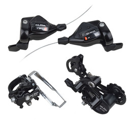 Wholesale Mountain Bike Folding Bike Speed Speed Derailleurs Kit Set Front Derailleur Rear Derailleur Shifters groupset