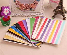 Wholesale Hot sale DIY Self Adhesive Photo Album Frame Corner Stickers Card Craft Scrap booking Wedding Vintage Black