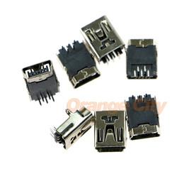 Wholesale CALIENTE Alimentación Carga Puerto de conexión de la energía del cargador del zócalo mini usb cargador de puerto de datos para el controlador inalámbrico de PS3