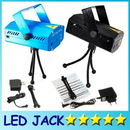 Mini Laser Stage Lighting - Free Shipping Blue Black 150mW Green&Red Laser DJ Party Stage Light Disco Dance Floor Lights