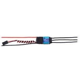 Cielo 2 2-4S LiPo batería 12A Modo Controlador de Velocidad Programa Simonk motor sin escobillas electrónico ESC5V / 1A Linear BEC de DIY RC F250 desde controlador lineal proveedores