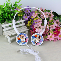 Wholesale Factory Kuroko s Basketball Tetsuya Akashi headset Qingfeng yellow Seto head style headphone animation around mp3 Hot