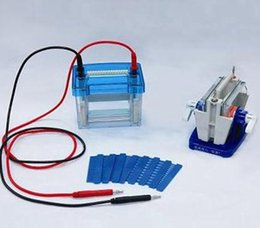 Wholesale Lab Mini Modular Dual Vertical Gel Electrophoresis Cell System