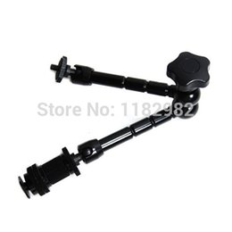 Wholesale Camera Photo Photo Studio Accessories set quot Inch Articulating Magic Arm quot Thread mm Rod Clamp Holde for camera