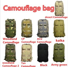 Wholesale L Outdoor Sport Military Tactical Backpack Molle Rucksacks Camping Hiking Trekking Bag EM