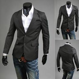 High quality 2016 high quality men's leisure suit small suit jacket Slim Men 4336