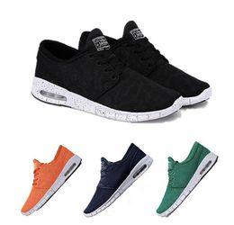 2016 Shoes Run Air Max Free Shipping 2015 Cheap Men Women Brand SB Stefan Janoski Max Sports Shoes Running Shoes Sneakers Free Run Air Cushion Footwear Wholesale