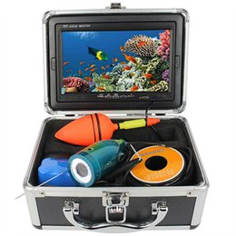 Wholesale 7 inch LCD TVL M Underwater Video Camera System Fish Finder For Monitoring Aquaculture Underwater Exploration WF01 W2095A40
