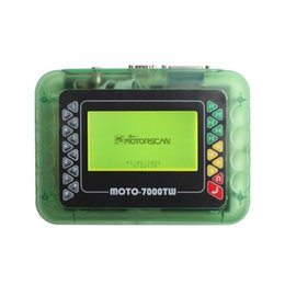 Wholesale New Arrival MOTO TW Scanner Universal Motorcycle Scan Tool Special for Motor Diagnose Multi Languages High Quality