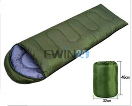 Wholesale Outdoor Sports Grip Climbing New Outdoor Sleeping Bag Camp Hiking Carrying Case Single Waterproof Hot Selling