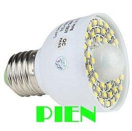 Wholesale Motion PIR Sensor LED Bulb Light Auto detector Wireless Home Night Kitchen Lamp LED E27 V by Express