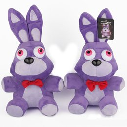 18cm Wholesale 2016 New Aiival Games plush Five Nights at Freddy's kids Soft Doll Rabbits  Duck toys for kids Gift 200pcs lot