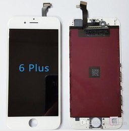 for iPhone 6 Plus LCD Display Touch Digitizer Screen with Frame with Small Parts Full Assembly Repalcement Parts No Dead Pixels