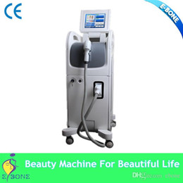 Wholesale New China Supplier Permenant nm diode laser hair removal beauty equipment with color touch screen